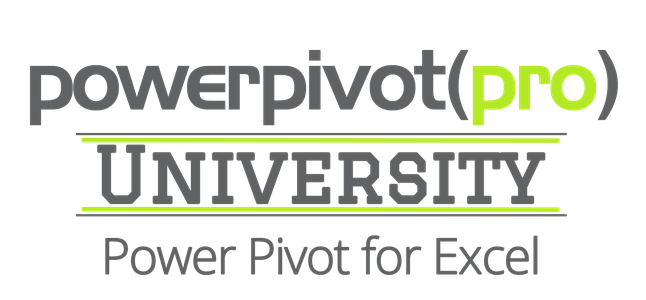 Power Pivot Pro Online University